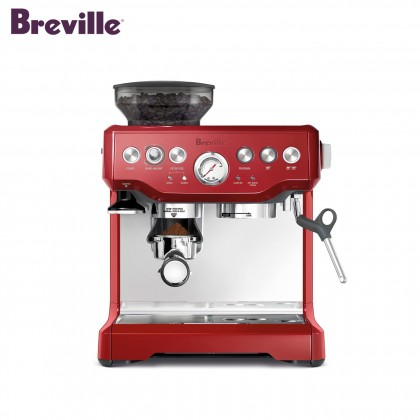 Breville BES870 Barista Express Espresso Coffee Machine (Brushed Stainless Steel)