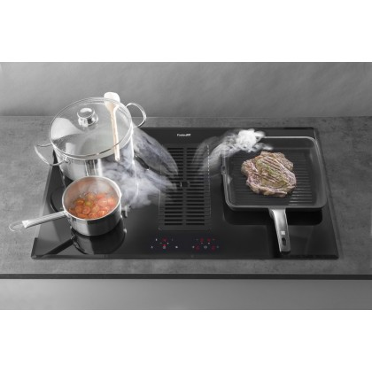 Foster Milano Air Built-in Induction Hob with Integrated Hood
