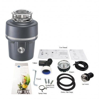 InSinkErator Evolution 100 Food Waste Disposer 0.75hp