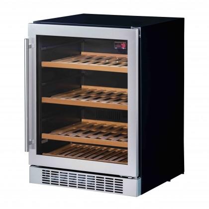 Tuscani Bellona 45 (SS) Freestanding / Built-in Wine Cellar 42 Bottles (Stainless Steel)