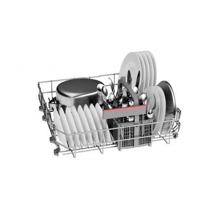 Bosch SMS46GW01P Serie 4 Freestanding 60cm Dishwasher 12 Place Setting (White) - Made in Turkey