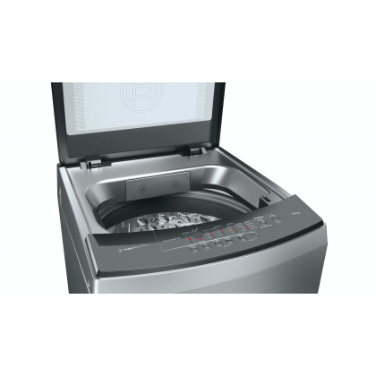 Bosch 10kg Top Load Washer Serie 4 WOA104X0SG