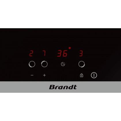 Brandt 60cm 3 Zones Vitroceramic Hob BPV6320B