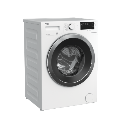 Beko Front Load 8kg 1400rpm Washer WMY814831 (White)