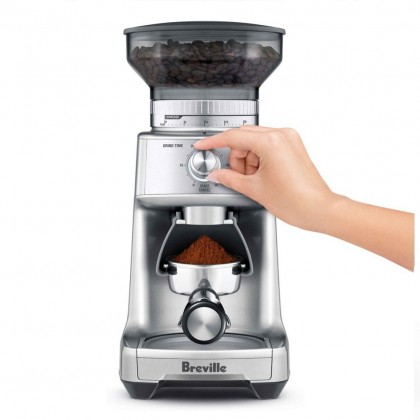 Breville BCG600 the Dose Control™ Pro Coffee Bean Burr Grinder (Bushes Stainless Steel)