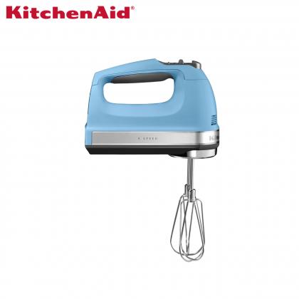 Kitchenaid 5KHM9212 9 Speed Hand Mixer (Velvet Blue) 5KHM9212BVB