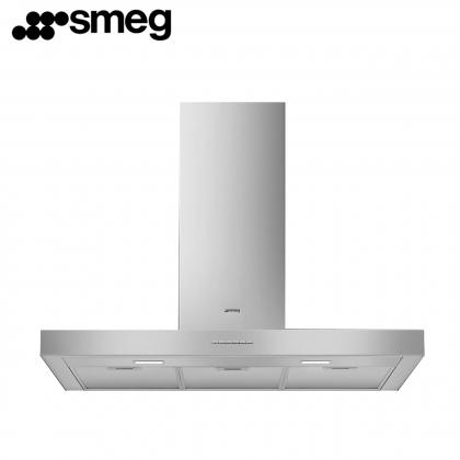 Smeg KBT900XE Chimney Hood 90cm 713 m3/h (Brushed Stainless Steel)