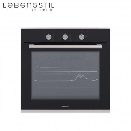 Lebensstil Kollektion LKBO-6008 Built in Oven 8 Function 60cm 56L - Made in Europe