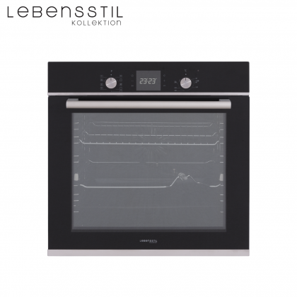 Lebensstil Kollektion LKBO-8010 Built in Oven 10 Function 60cm 80L - Made in Europe
